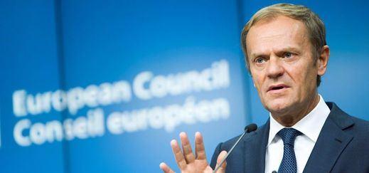 """El presidente del Consejo Europeo planta cara a la """"amenaza"""" para la paz que supone Donald Trump"""
