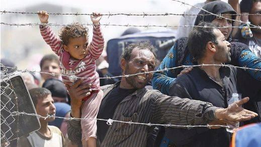 Unicef España: 'Para cumplir el compromiso, España tocaría a 2 refugiados por municipio'