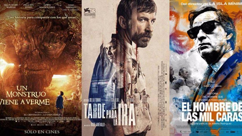 La quiniela de los Goya 2017: película, director y actores protagonistas