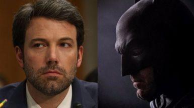 Ben Affleck se borra parcialmente del proyecto 'The Batman'