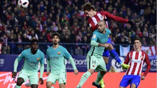 El Barça apuntilla al Atlético con el arma rojiblanca del contraataque (1-2)