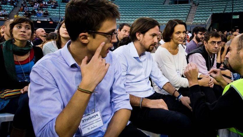 El paso atrás de Bescansa y la doble candidatura de Iglesias marcan el inicio de la confrontación de Vistalegre II
