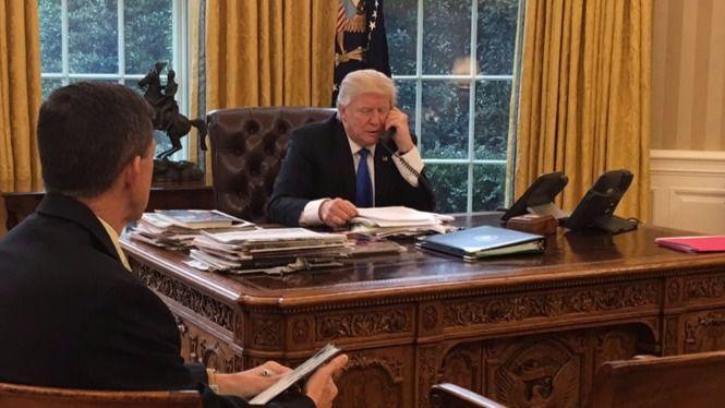 Trump colgó por teléfono al primer ministro de Australia por esto