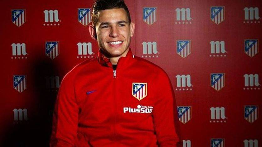 Detenido y puesto en libertad el jugador Lucas Hernández acusado de pegar a su novia