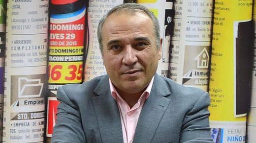 Javier Juárez, autor de 'Conspiración en Madrid':