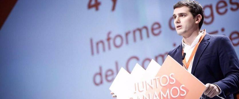 La Asamblea de Ciudadanos respalda de forma aplastante el balance triunfalista de Rivera
