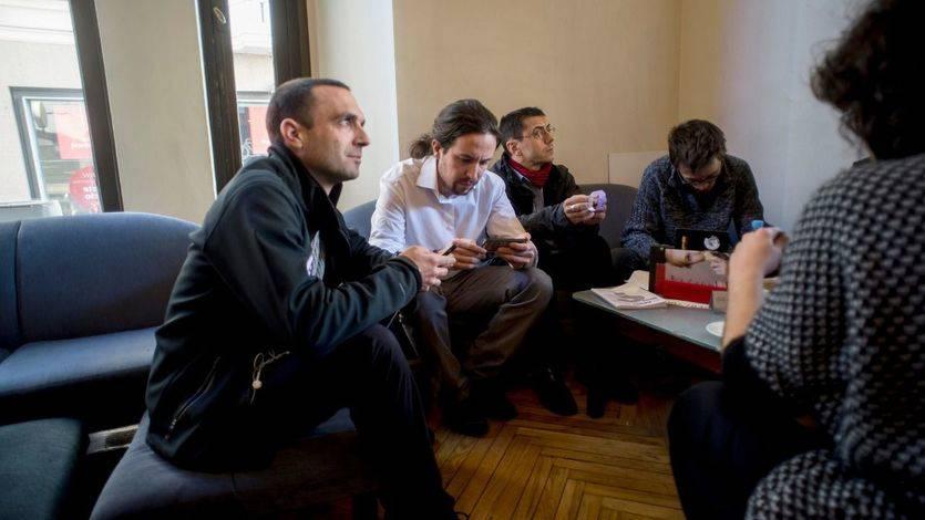 Iglesias elude las críticas internas hacia su equipo más cercano: 'Basta ya de tonterías'