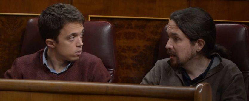 Pablo Iglesias ofreció a Errejón ser candidato a alcalde de Madrid a cambio de su retirada