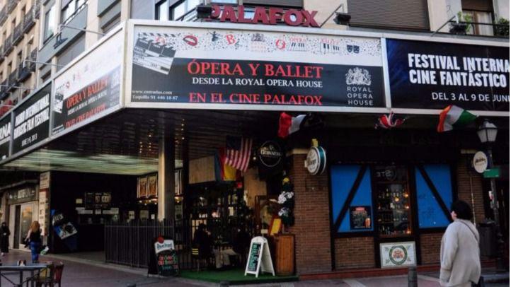 Cine Palafox en Madrid
