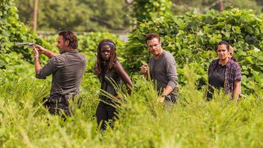 'The Walking Dead' regresa este domingo con el tramo final de la 7ª temporada