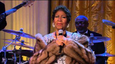 Aretha Franklin anuncia su retiro y disco con Stevie Wonder