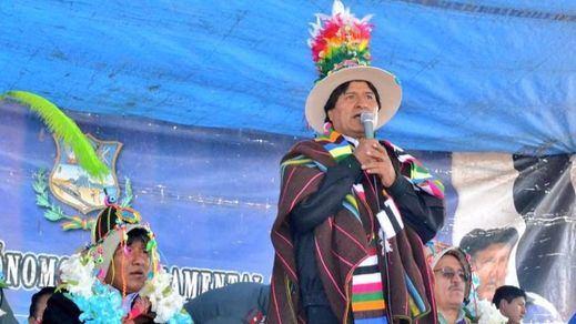 Evo Morales, a Rajoy por su ofrecimiento a Trump: