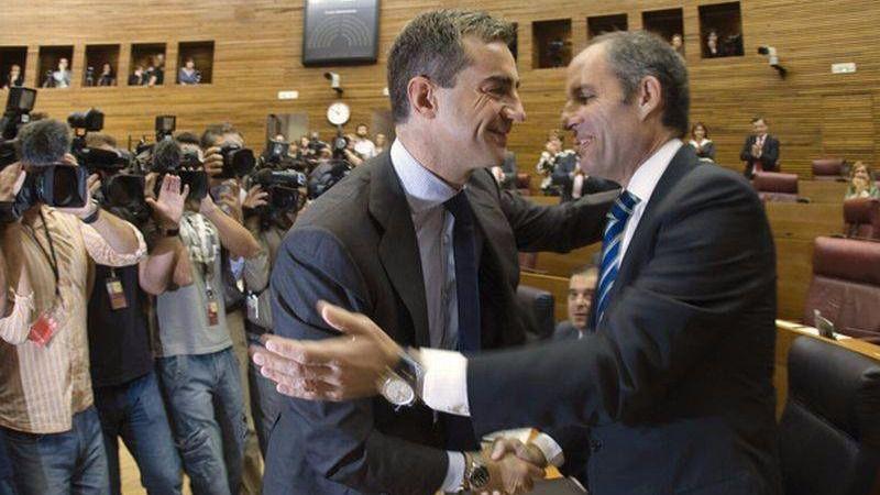 9 empresarios confiesan al fiscal que financiaron ilegalmente al PP de Valencia entre 2007 y 2008