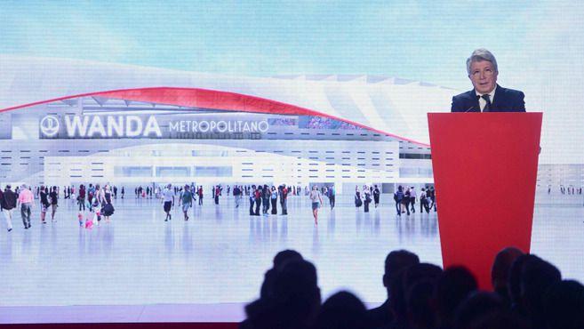 Adiós a la absurda guerra por la final copera: el nuevo estadio del Atlético será sede oficial a partir de 2018
