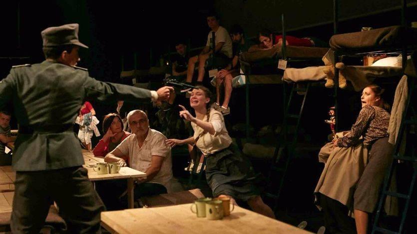 Obra de teatro 'Último tren a Treblinka'