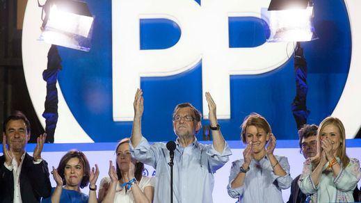 Rajoy anunciará hoy los nombres de su nueva cúpula del partido, donde seguirá Cospedal