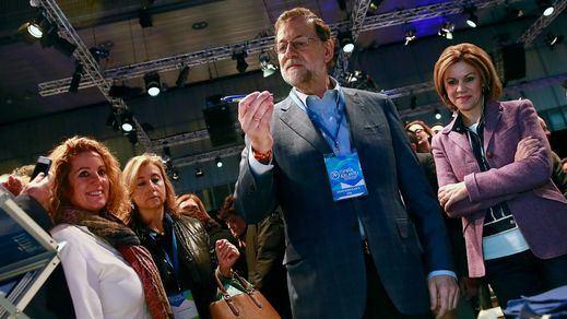 Rajoy, en su mundo: