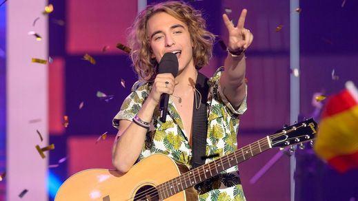 España vuelve a dar el cante en inglés en Eurovisión: el jurado de TVE elige a Manel Navarro para la cita de Kiev (vídeo con la canción)