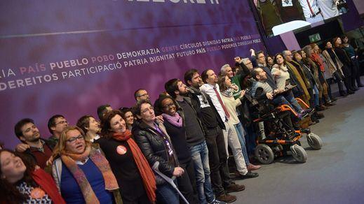 Así es el nuevo Consejo Ciudadano de Podemos que sale de Vistalegre II