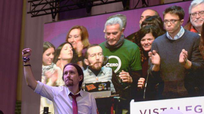 Iglesias vence a Errejón y refuerza su control de Podemos tras ganar todas las votaciones