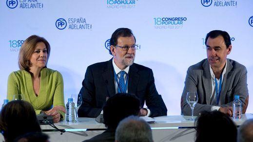 Maíllo, el 'truco' de Rajoy para limitar a Cospedal y satisfacer a los críticos sin dar su brazo a torcer