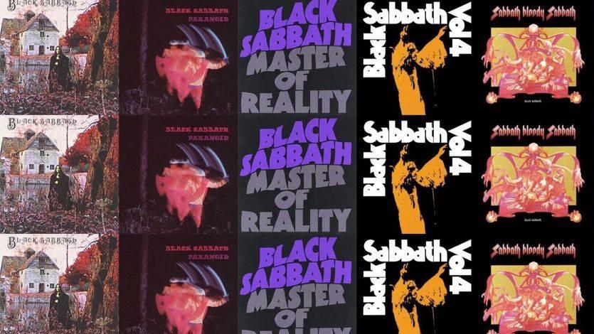 Los 5 mejores discos de Black Sabbath