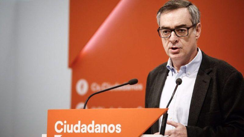 Ciudadanos decide esperar antes de pedir la dimisión del presidente de Murcia