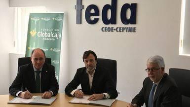 La Fundación Globalcaja-Albacete se vuelve a comprometer con FEDA y su Escuela de Negocios, en su décimo aniversario