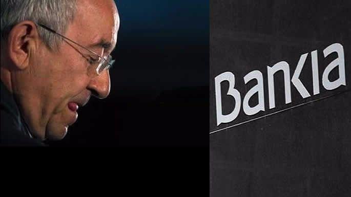 Escándalo total en el Banco de España: la fusión y salida a bolsa de Bankia arrastra a la antigua cúpula