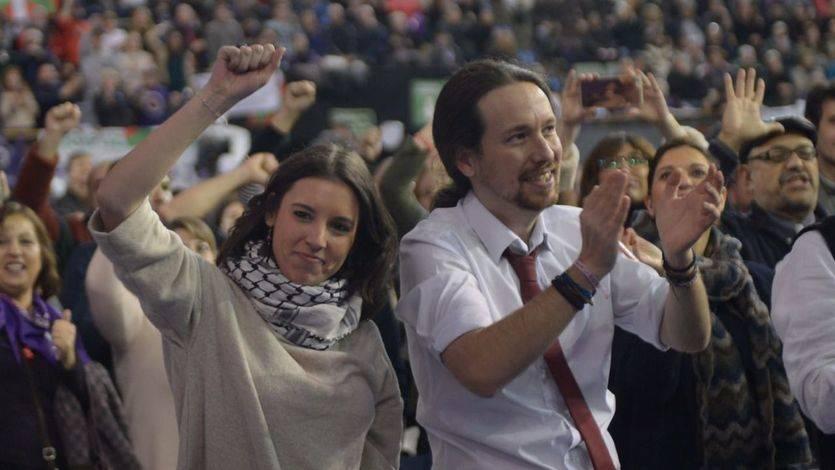 Iglesias feminizará la cúpula de Podemos e Irene Montero podría ser la nueva 'Errejón'