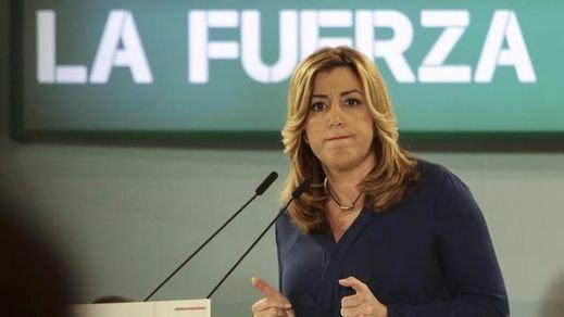 Susana Díaz presentaría su candidatura a liderar el PSOE en marzo