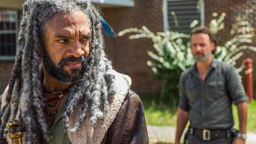 'The Walking Dead' 7x09: análisis del regreso de Rick y sus 'matones'