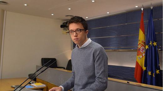 Íñigo Errejón busca que su equipo tenga el 40% de la nueva ejecutiva de Podemos
