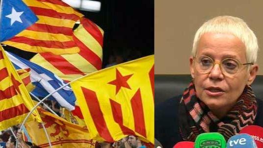 La fiscal del juicio del 9-N denuncia insultos de los independentistas