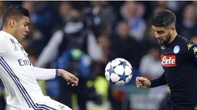 Champions: un Madrid de menos a más remonta a un Nápoles de más a menos (3-1)