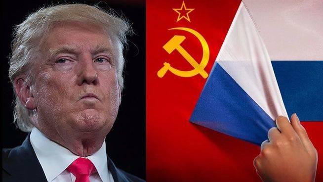 Trump denuncia a los servicios de inteligencia de su propio país por 'inventar' sus contactos con Rusia