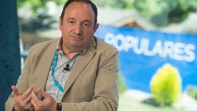 Más escándalos: la Fiscalía también evitó que se investigara al presidente riojano, Pedro Sanz
