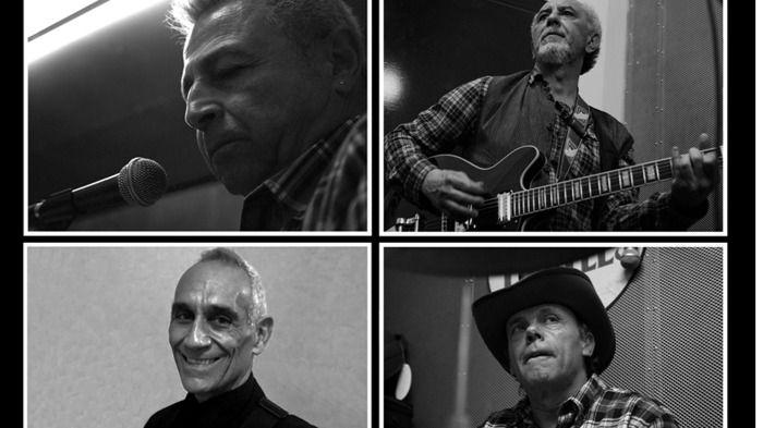 Credenbeat, la mejor banda europea de tributo a los míticos CCR, se presenta en Galileo