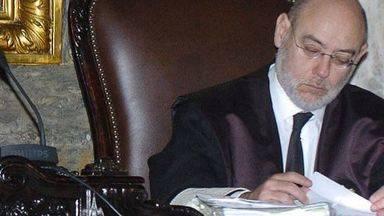 El fiscal general niega haber recibido presiones antes de vetar la investigación al presidente de Murcia