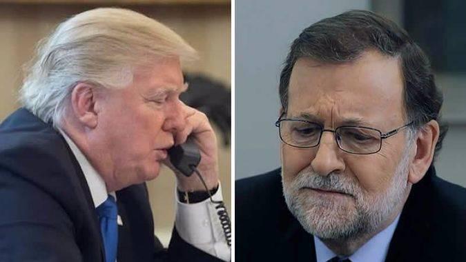 Rajoy insiste en que buscará una relación 'tranquila y discreta' con el Gobierno de Trump