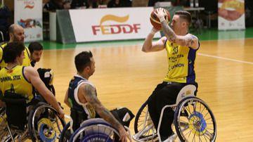 La atractiva Copa de Baloncesto en Silla de Ruedas ya tiene equipos y calendario