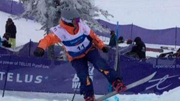 Astrid Fina se queda al borde del podio en el Mundial de Snowboard