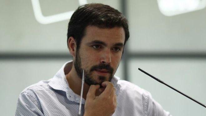 Alberto Garzón, sobre la absolución de la infanta Cristina: 'Los tribunales siguen siendo más complacientes con los poderosos'
