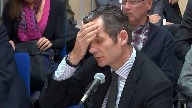 Urdangarín podría ingresar ya en prisión ante el riesgo de fuga