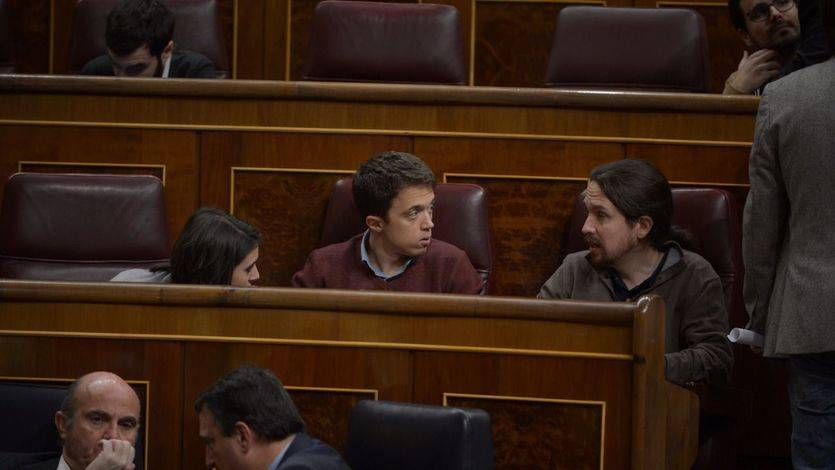 Montero releva a Errejón como portavoz parlamentario