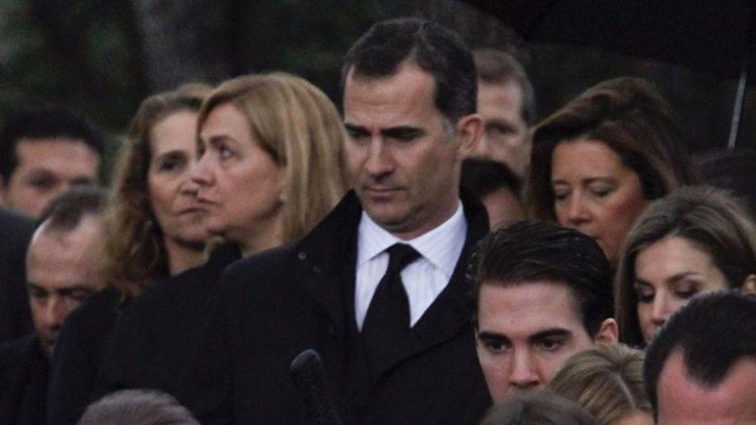 La sentencia del 'caso Nóos' reabre el debate sobre los derechos dinásticos de la infanta Cristina