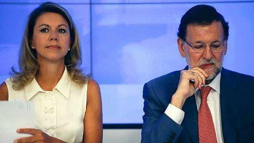 Cospedal postula a Rajoy a un tercer mandato a partir de 2020