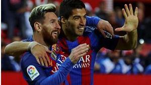 El de siempre, 'Supermessi', salva al Barça ¿y a Luis Enrique? (2-1 ante el Leganés)