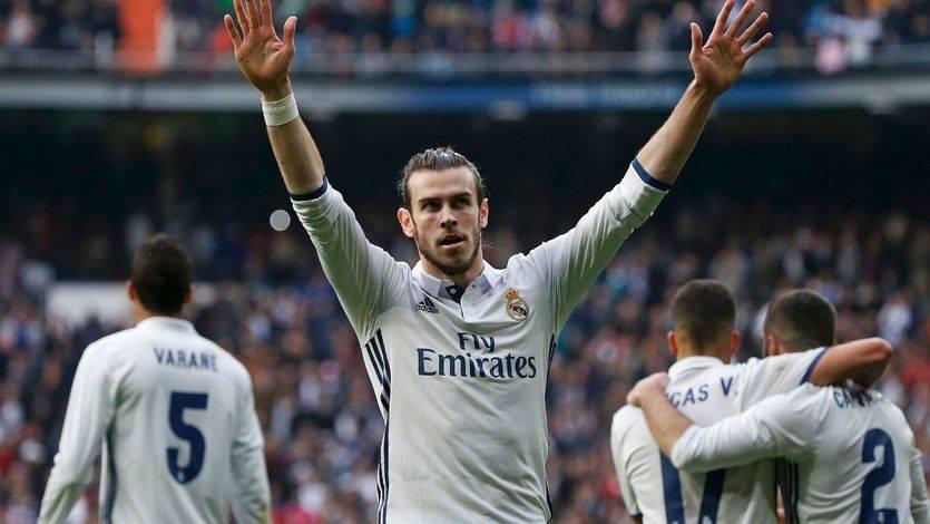 Bale reaparece con gol en la fácil victoria del Real Madrid ante el Espanyol (2-0)