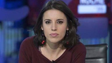 Irene Montero sigue generando mensajes de apoyo tras ser señalada como la 'mujerísima' de Pablo Iglesias